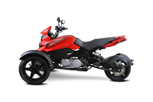 Spider 200 - Motorcycles | Massimo Motor